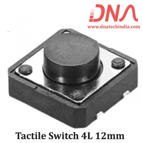 Tactile Switch 4L 12mm