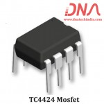 TC4424 Dual High-Speed Power MOSFET Drivers
