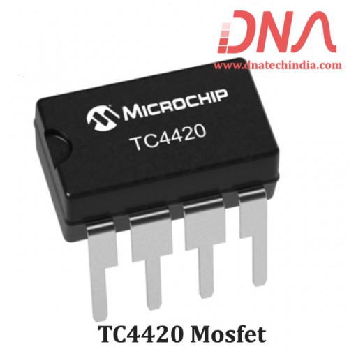TC4420 High Speed MOSFET Driver