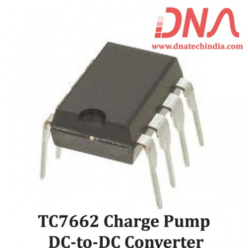 TC7662 Charge Pump DC-to-DC Converter