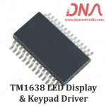 TM1638 Display Driver & Keypad Interface IC