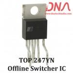 TOP247YN AC-DC offline Switcher IC