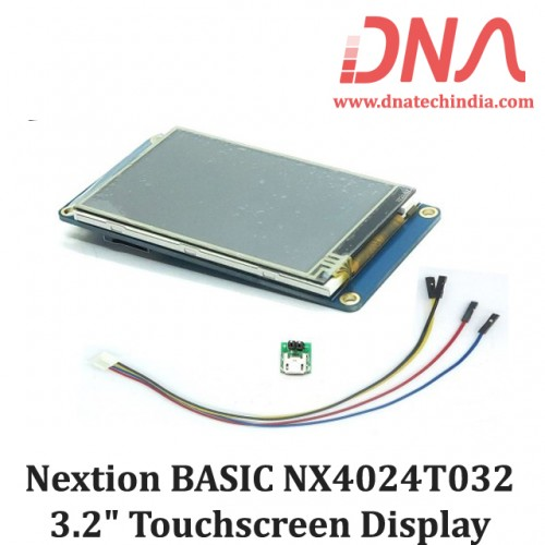 "Nextion BASIC NX4024T032 3.2""Touchscreen Display"