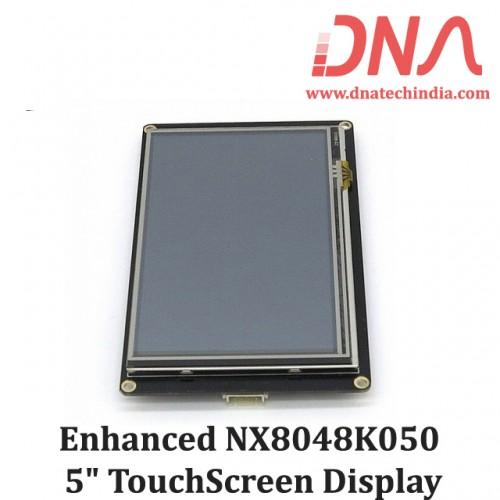 "Nextion Enhanced NX8048K050 5"" TouchScreen Display"