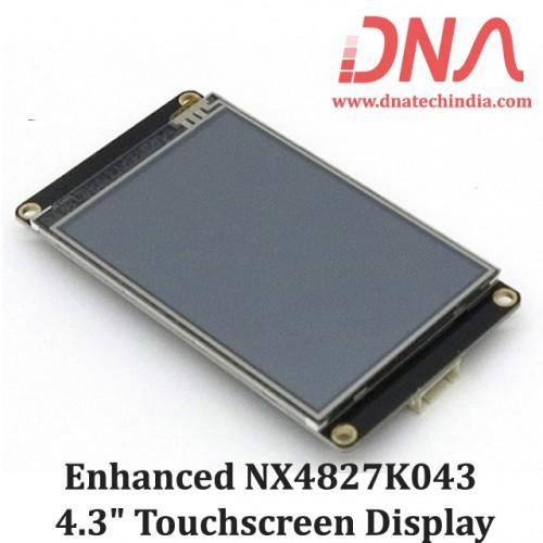 "Nextion Enhanced NX4827K043 4.3"" Touchscreen Display"