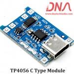 TP4056 Type C Battery Charging USB Module