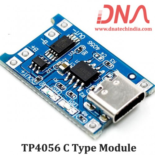 TP4056 Type C Battery Charging USB Module