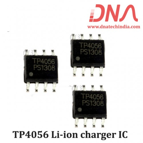 TP4056 Li-ion charger IC