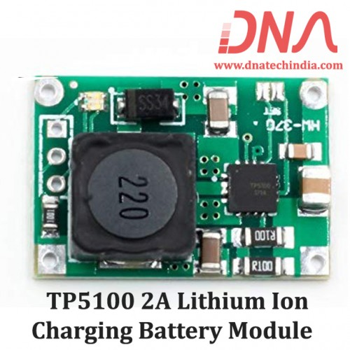 TP5100 2A Lithium Ion Battery Charging Module