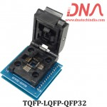 TQFP-LQFP-QFP32 to DIP28 Socket (for SMD Atmega328 )