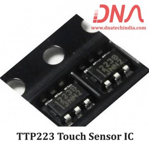 TTP223 Touch Sensor IC