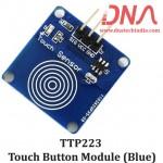 TTP223 Touch Button Module (Blue)