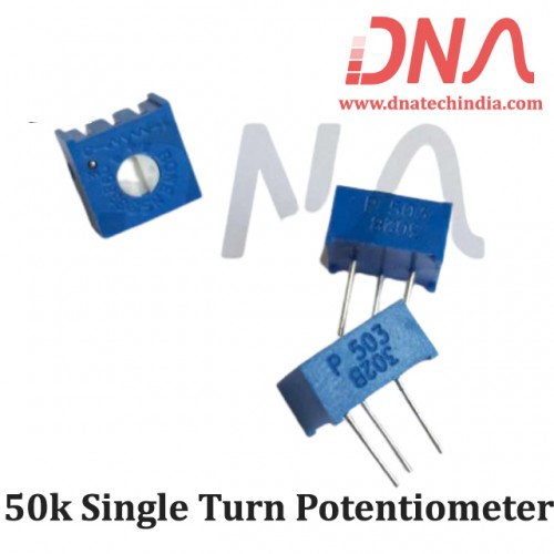 50k Single Turn Potentiometer