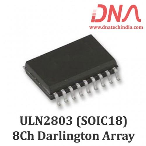 ULN2803 Darlington Driver IC (SOIC18)