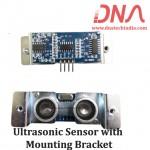 Ultrasonic Sensor with Mounting Bracket