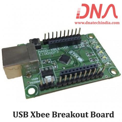 USB Xbee Breakout Board