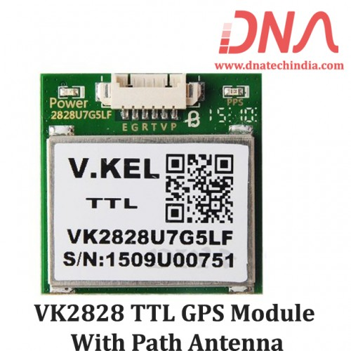 VK2828 TTL GPS Module With Path Antenna
