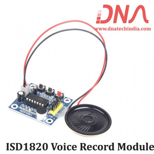ISD1820 Voice Record Module