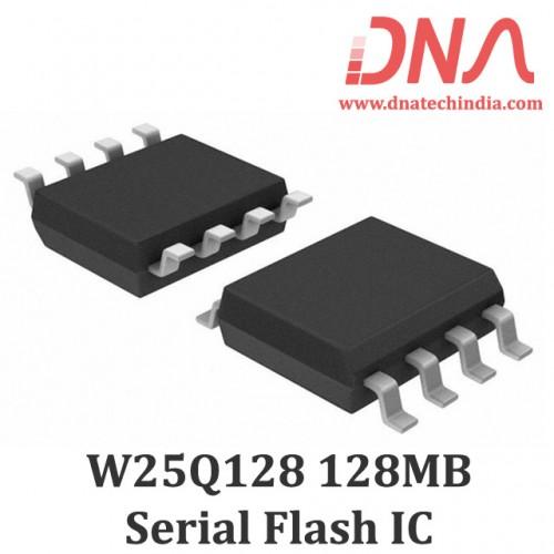 W25Q128 128MB Serial Flash IC
