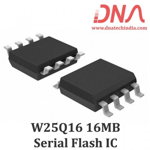 W25Q16 16MB Serial Flash IC