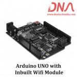 Arduino UNO with Inbuilt Wifi Module