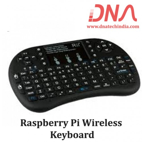 Raspberry Pi Wireless Keyboard