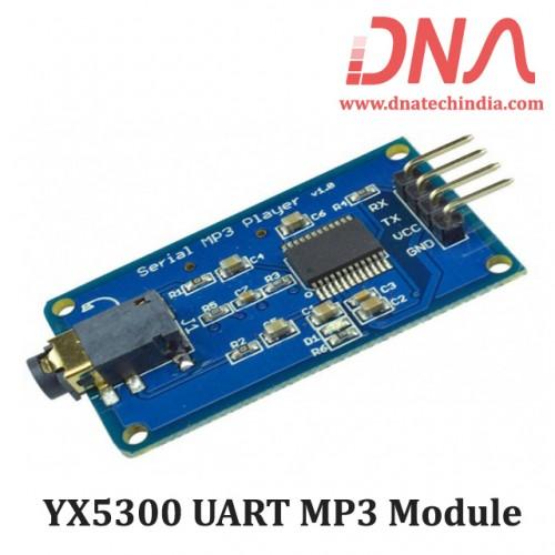 YX5300 UART MP3 Module