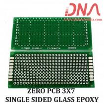 ZERO PCB 3X7 SINGLE SIDED GLASS EPOXY