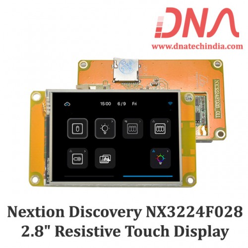 """Nextion Discovery NX3224F028 2.8"""" Resistive Touch Display"""
