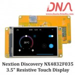 """Nextion Discovery NX4832F035 3.5"""" Resistive Touch Display"""