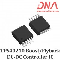 TPS40210 4.5 to 52 Volts Input Current Mode Boost Controller