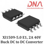 Xl1509-5.0 E1 Buck DC to DC Converter IC  (SOP8L Package)
