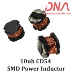 10uh (100) CD54 SMD Inductor