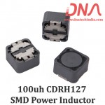 100uh (101) CDRH127 SMD Inductor