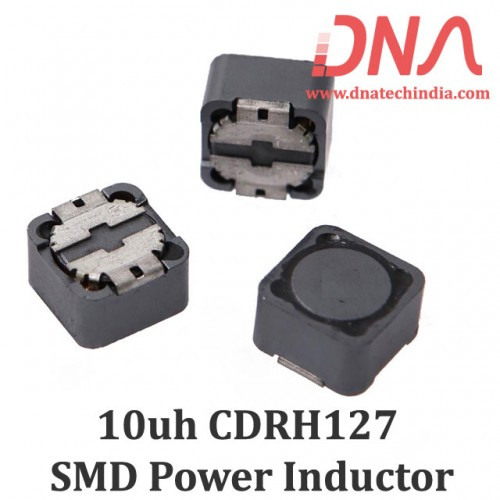 10uh (100) CDRH127 SMD Inductor