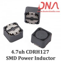 4.7uh (4R7) CDRH127 SMD Inductor