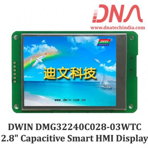 "DWIN DMG32240C028 2.8"" Smart Capacitive Touchscreen Display"