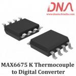 MAX6675ISA K-Thermocouple to Digital Converter