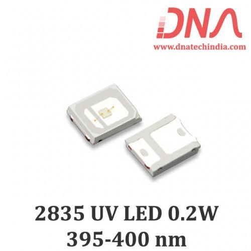 UV LED 2835 SMD Package (395nm)