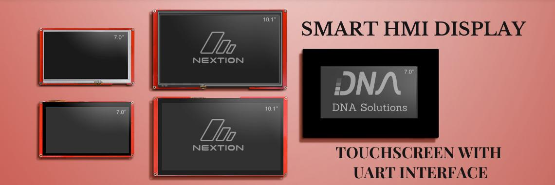 Nextion HMI Display