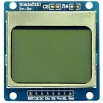 Nokia 5110 84x84 LCD Display Module