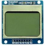 Nokia 5110 84x84 LCD Display Module