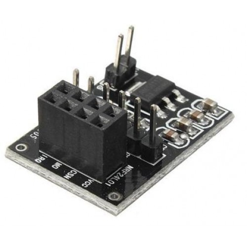 Nrf24l01 adaptor board