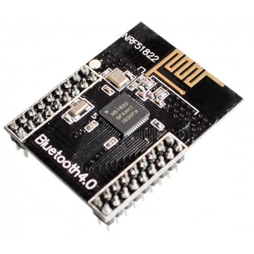 NRF51822 BLE 4 0 Bluetooth Module