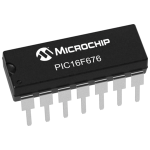 PIC16F676 Microcontroller