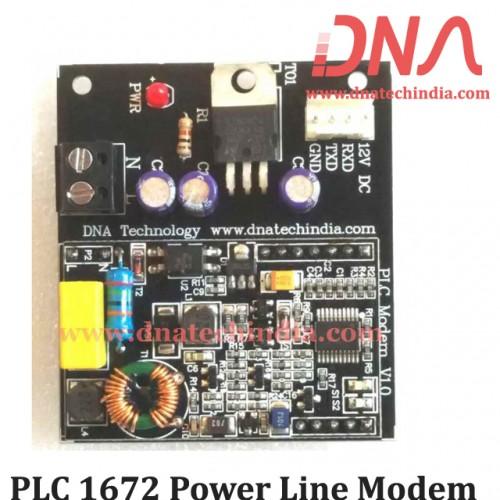 PLC 1672 Power Line Modem