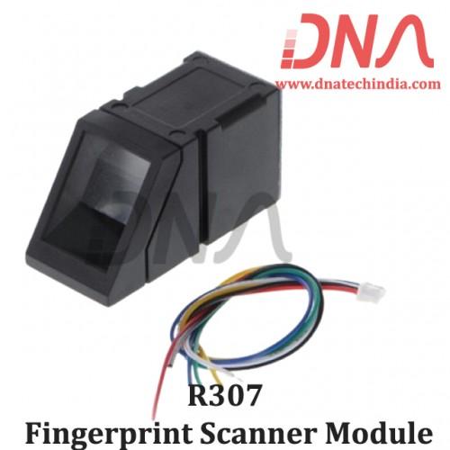 R307 fingerprint scanner module