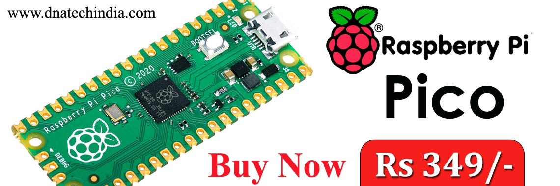 Raspberry Pi PICO Buy India