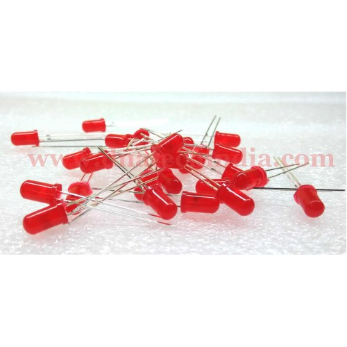 RED LED 3mm