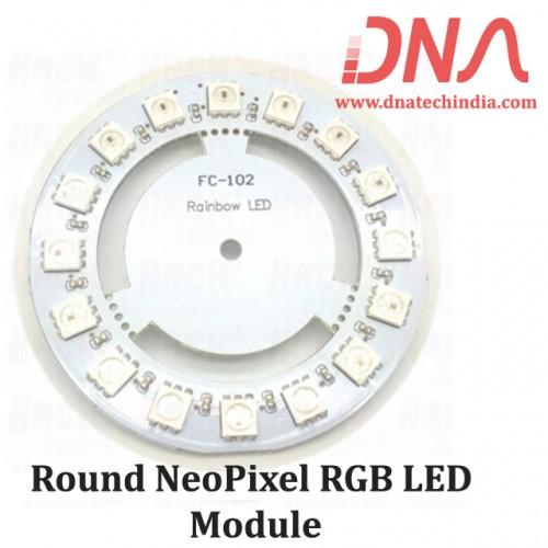 Round NeoPixel RGB LED Module
